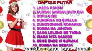 Gambar cover Album lagu natal bahasa batak
