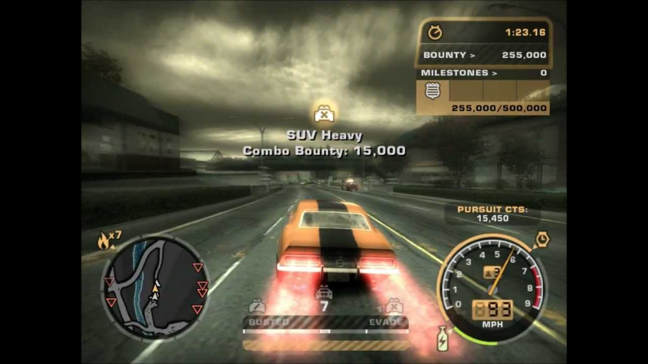 Need for Speed: Most Wanted - Black Edition: Extra pursuit ...
