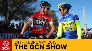 Froome Vs. Contador At The Vuelta a Andalucia + Tour Of Oman Stage Cancelled! The GCN Show Ep. 111