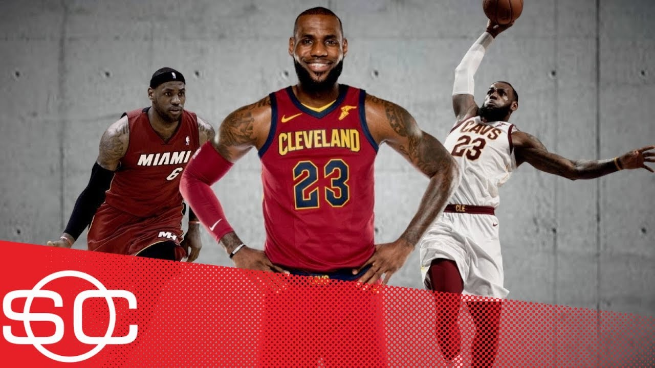 LeBron James Playoff Mode is initializing | SportsCenter | ESPN