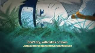Akeboshi - Wind. Full [Ending.1 Lyrics   Terjemahan]