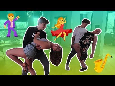 Thumbnail: SALSA LESSON WITH THE MARTINEZ TWINS!!!