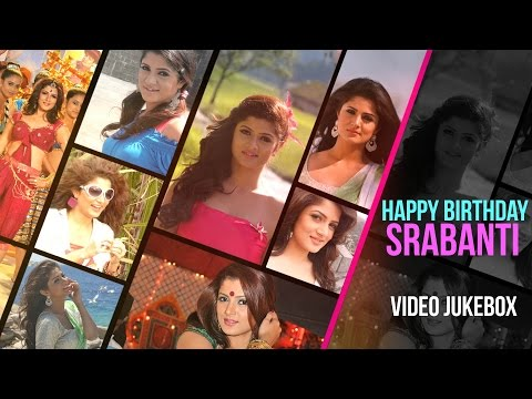 Best of Srabanti Chatterjee | Birthday Special | Video Jukebox | SVF