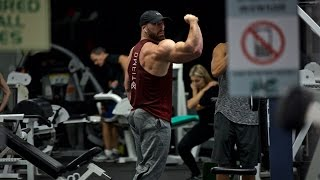 DAY 15 | LEAN BULK: CHEST & ARMS
