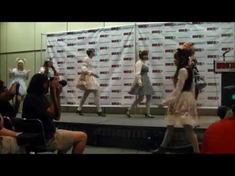 Lolita Fashion Show - Fan Expo 2012-
