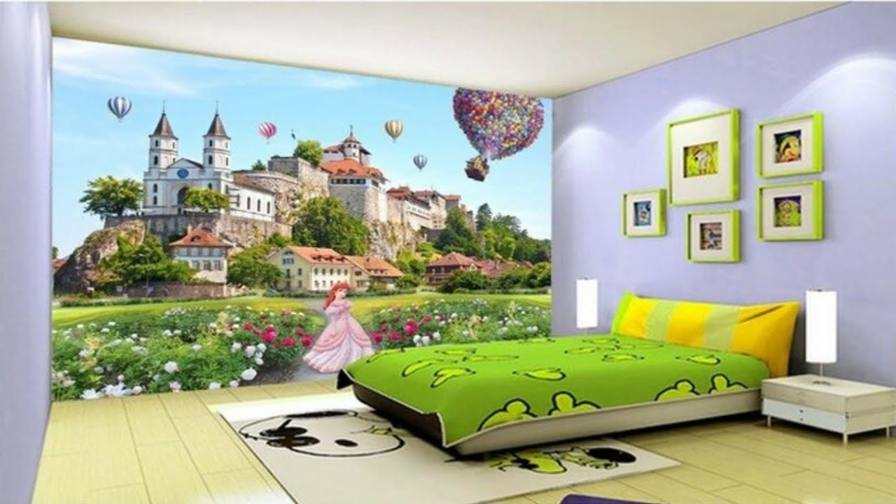 3D Wallpaper for Walls Designs ...