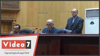 بالفيديو..تأجيل محاكمة علاء وجمال مبارك وآخرين بـ