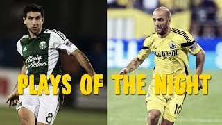 Flicks, skills and more from Argentinian playmakers Valeri & Higuain on Plays of the Night