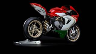 2016 MV Agusta F3 800 AGO Red - White - Green