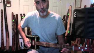 CBG Lesson - Heard it on the X by ZZ Top