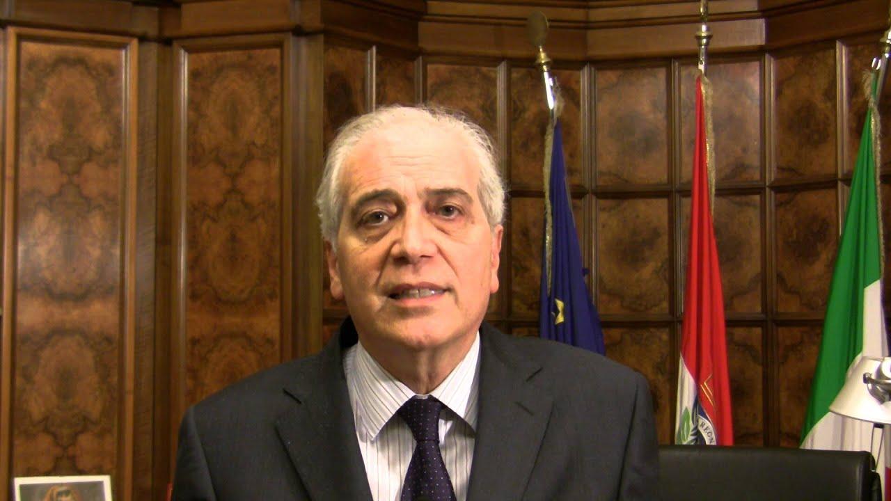 Discorso del sindaco per gli auguri di natale