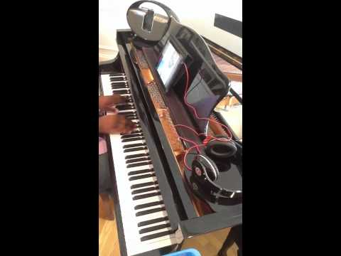 Touch 'N You - Rick Ross Feat. Usher (Piano Cover)