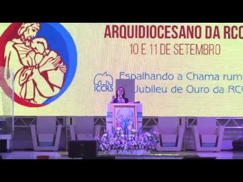 XVI Congresso Arquidiocesano   4ª Pregação - Maria Beatriz Spier Vagas