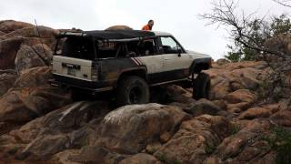 G.A.T.O.R. Greater Austin Toyota Off-Road at K2: SAS 4Runner on King of the Hill