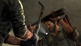 The Last Of Us ● Rare Combat Moves