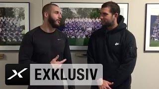 Björn-Werner-Kolumne! Der deutsche NFL-Star grüßt exklusiv | Indianapolis Colts