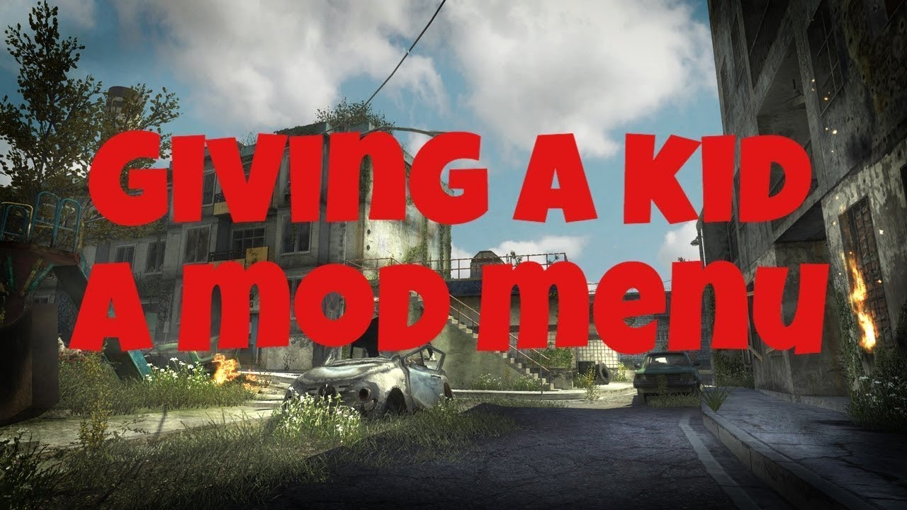 MW3: Giving Kid XP and Mod Menu! : LightTube