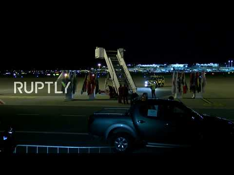 LIVE: Putin arrives in Germany for G20 summit