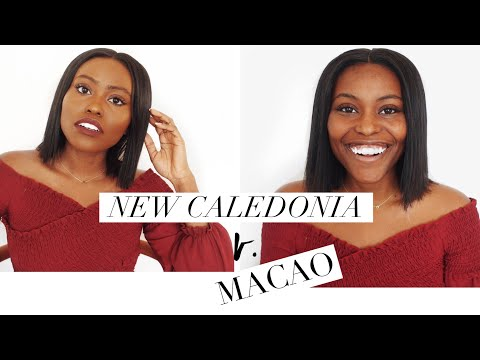 NEW NARS Radiant Longwear Foundation - Macao v. New Caledonia