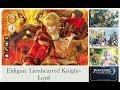 Fire emblem Cipher Gameplay Commentary: Eldigan vs Walhart, Set 14 Discord Tournament Match