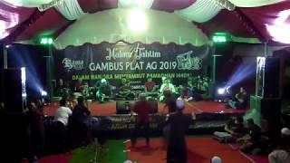 Malam Tahtim Gambus Plat AG 2019 kolaborasi Gambus surabaya malang bangil