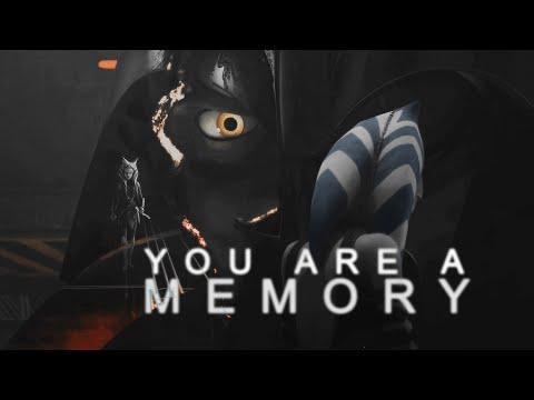[SW] Anakin & Ahsoka; You are a memory