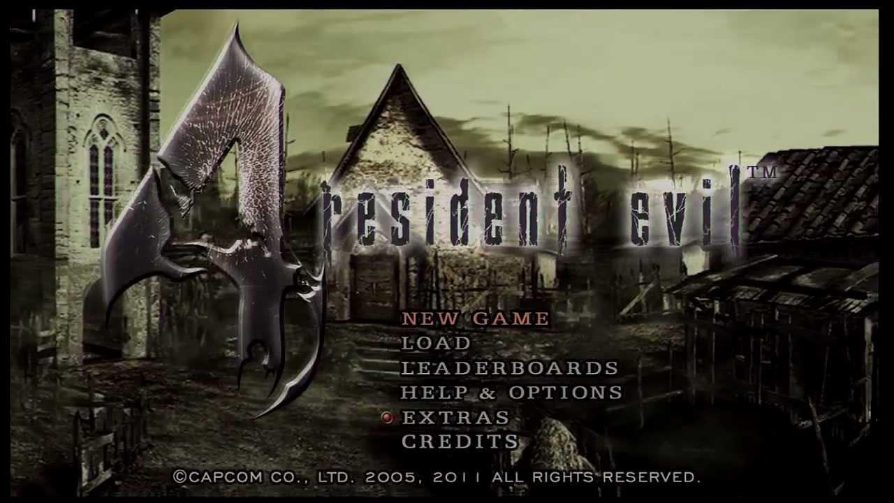 Resident Evil 4 HD PS3 Professional Walkthrough [Part 1 ...