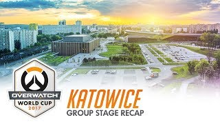 2017 Overwatch World Cup | Katowice Group Stage Recap