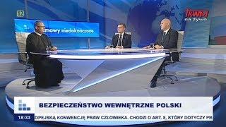 Rozmowy niedokończone: Bezpieczeństwo wewnętrzne Polski cz.I