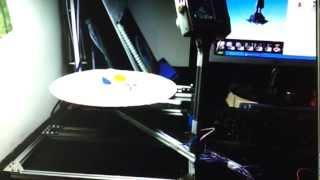 123D Scanner - DIY 3D Scanner, using pocket camera and Arduino