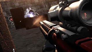 VRANGE VR -  Early Access Trailer【HTC Vive, Oculus Rift】 Cannon Fire Games