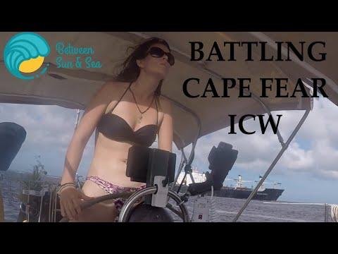 Battling Cape Fear Currents & Storms Offshore Atlantic! Ep 9