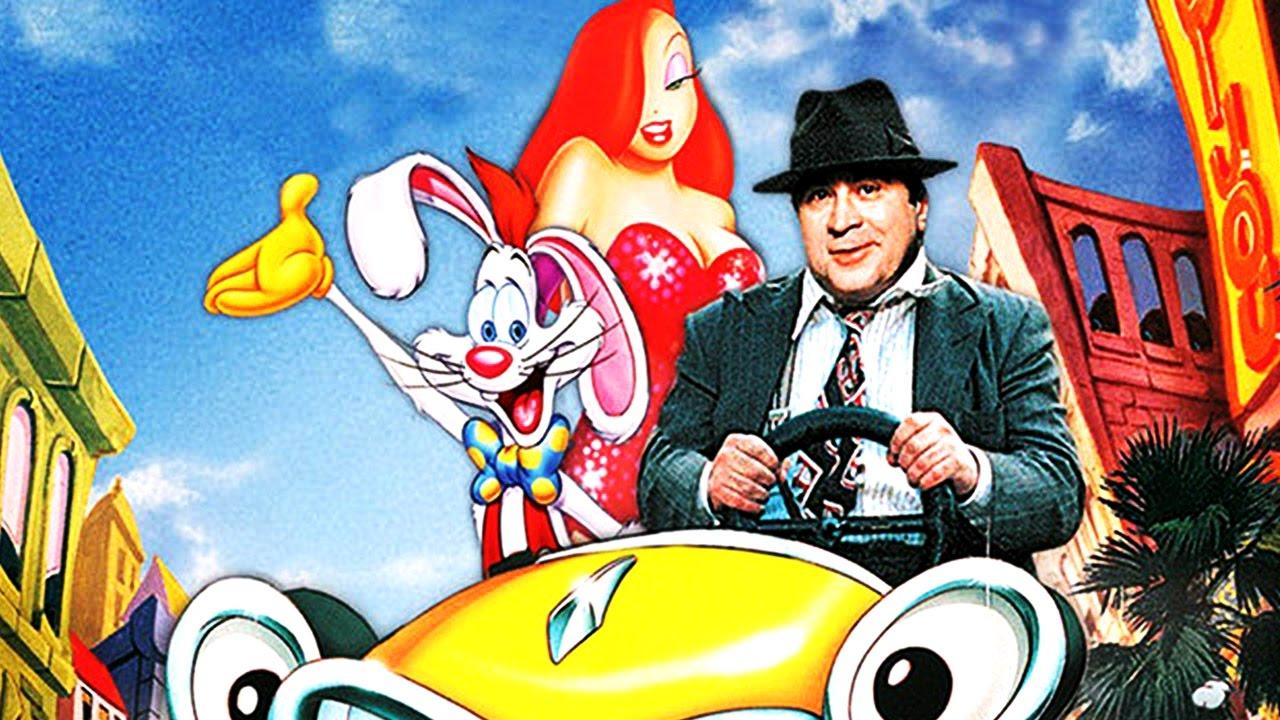 Quién engañó a Roger Rabbit? (Trailer español) - YouTube