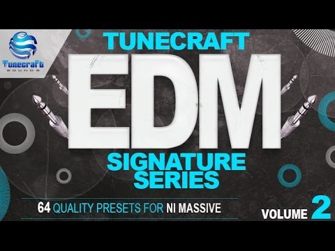 NI Massive - Bass, Lead & Chord Sound Design - How To Tutorial