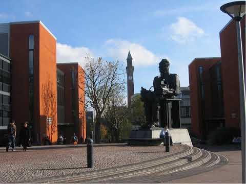 University of Birmingham | Wikipedia audio article
