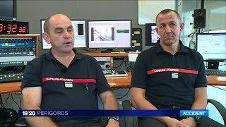 Accident de Port-Sainte-Foy : deux pompiers se souviennent