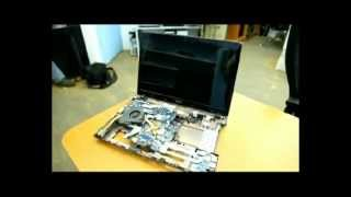 видео что делать если на ноутбук пролили жидкость