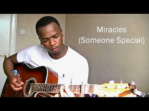 Coldplay -  Miracles (Someone Special) - Acoustic Cover // Wandile