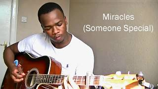 Video Coldplay -  Miracles (Someone Special) - Acoustic Cover // Wandile download MP3, 3GP, MP4, WEBM, AVI, FLV Maret 2018