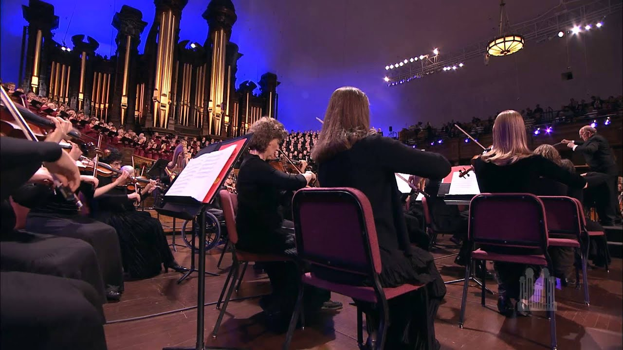 Bless This House - Mormon Tabernacle Choir - YouTube