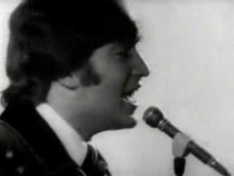 You can't do that - Beatles (Clip)