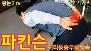 파킨슨, 허리통증, 어깨통증 붙이면 즉시 변화되는 통증