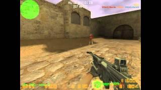Counter Strike Extreme-zombie mod