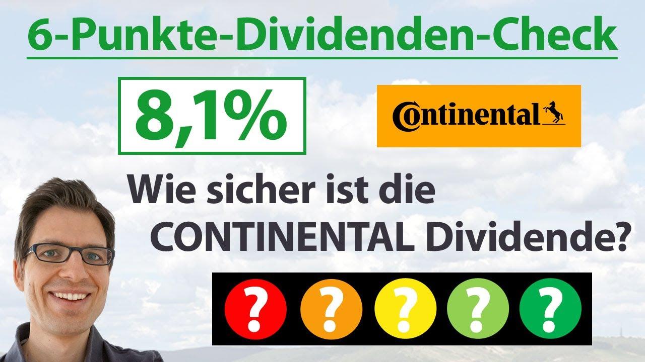 continental aktie kaufen