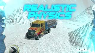 3D Ice Road Trucker - Parking Simulator Game by Play With Games
