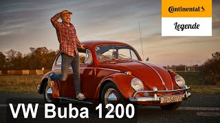 VW Buba 1200 - Continental Legenda by Juraj Šebalj