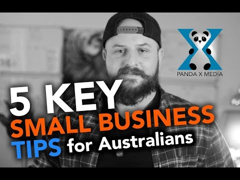 Starting A Business In Australia 5 Key Tips You Must Know For Beginners!