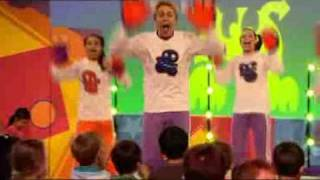 Hi-5 - Happy monster dance (be active) 2009