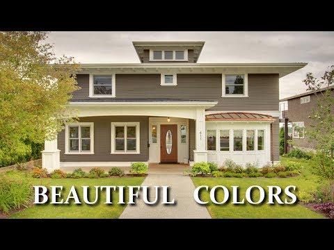 Best Home Exterior Paint Color