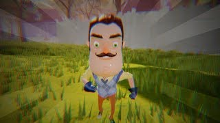 Hello Neighbor Big Head Mini Neighbor - Hello Neighbor ACT 1